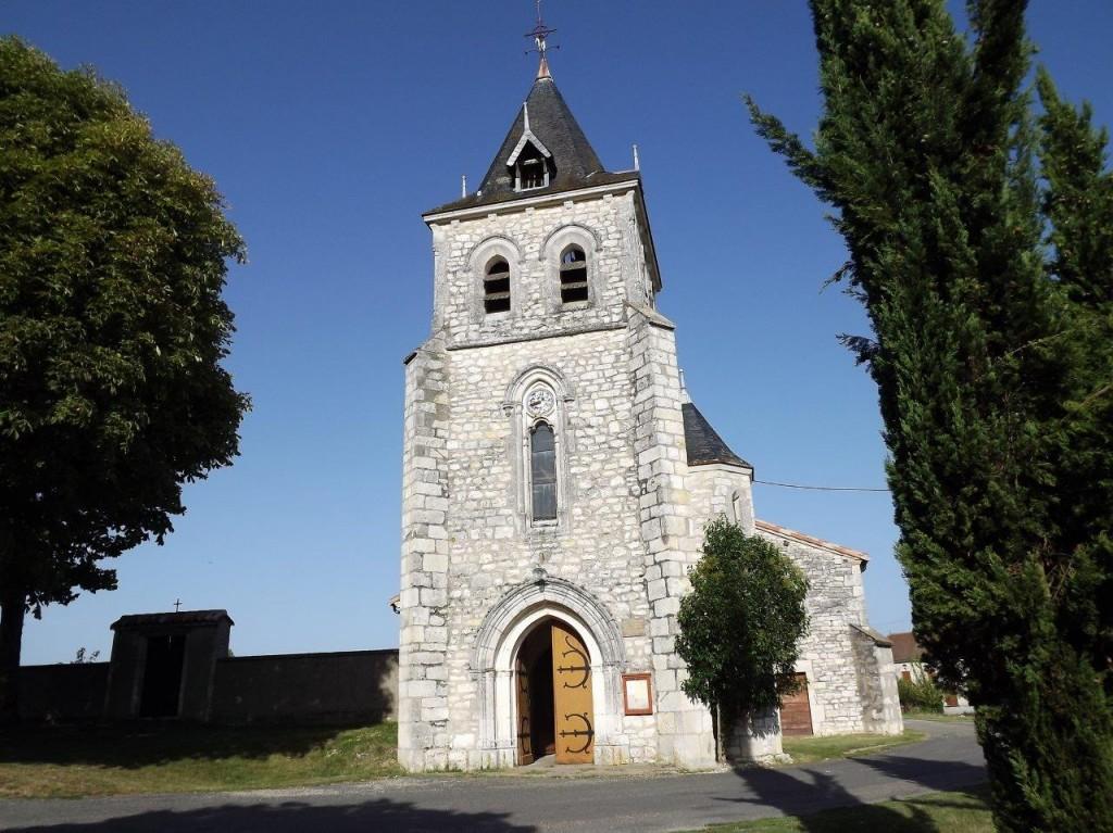Eglise de Saint Hilaire Lalbenque